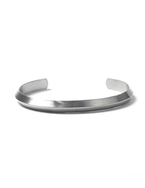 Fashion Silver Color Stainless Steel Triangle Bracelet
