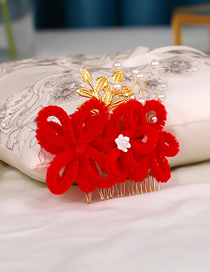 Fashion Section 1 Childrens Flower Hairpin
