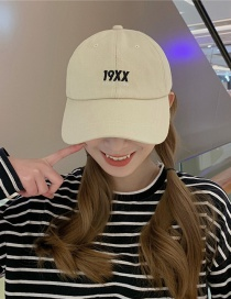 Fashion White Sun Shade Baseball Cap