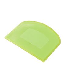 Fashion Green Cake Scraper Tool