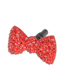 Fantastic Red Bow Tie