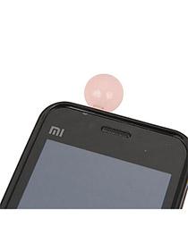 2013 Pink Round Shape