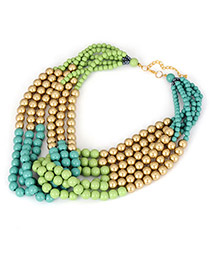 Specialty Multicolour Multicolor Beads