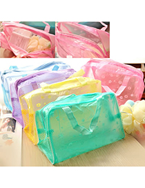 Sample Color Will Be Random Transparent Waterproof Design Pvc Household goods