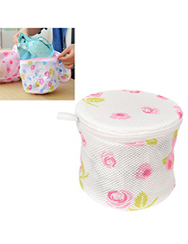 Autism white Printed pattern round shape design polyester Other Creative Stationery