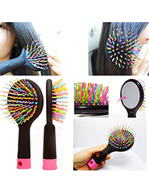 Engraved Multicolor Simple Design Polyester Beauty tools