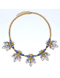 Cargo Multicolor Diamond Decorated Bee Shape Design