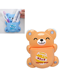 Graduation Coffee Bear Shape Simple Design Plastic Household Goods